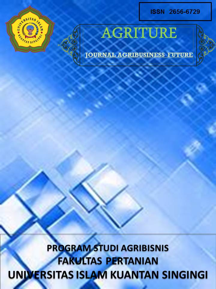 AGRITURE (Journal Agribusiness Future)